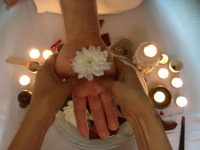 Cellulite Massage and Head Massage with manicure (1hr 45mins)