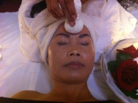 Thai Facial & Head Massage (50 min)